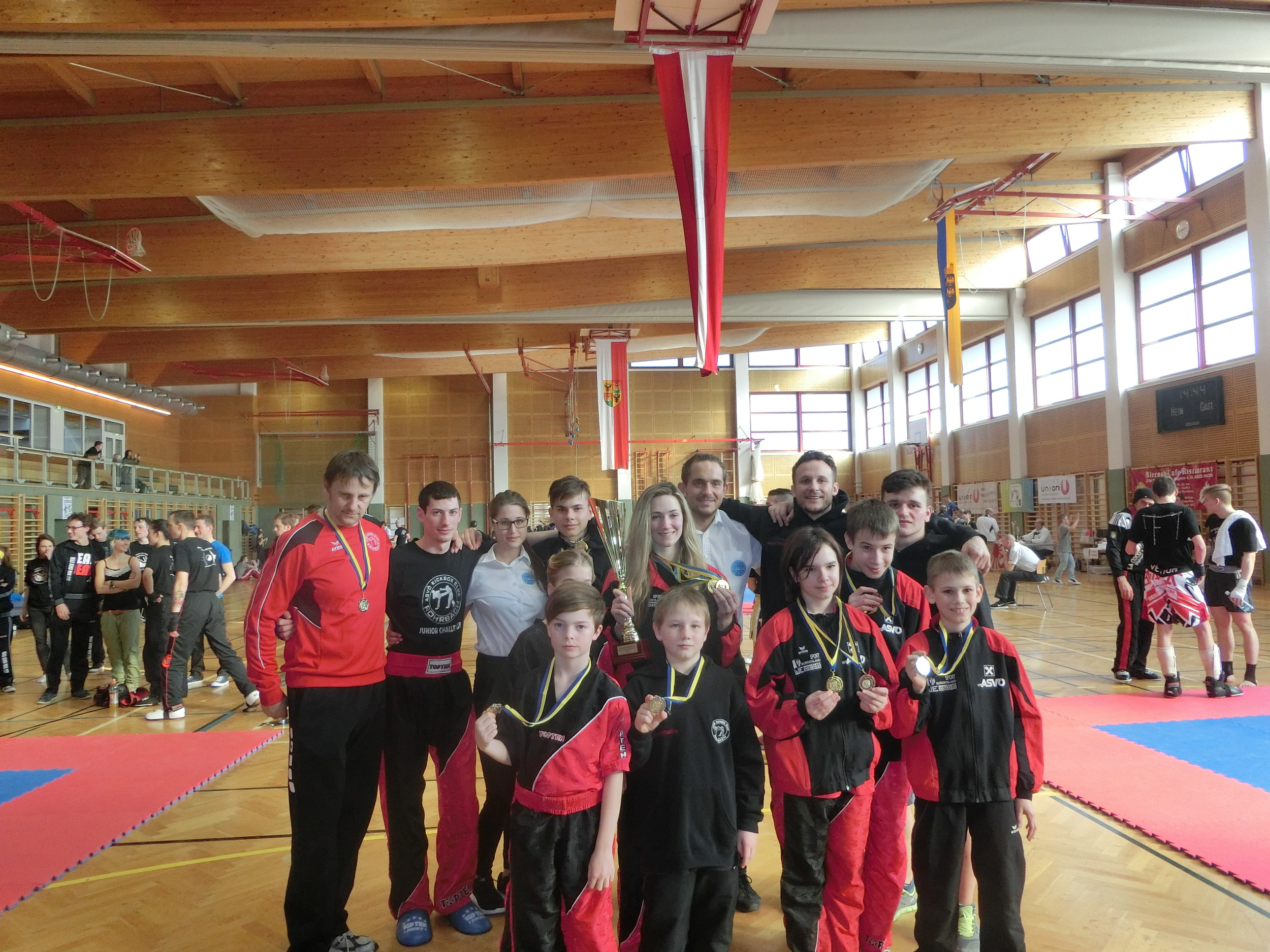 Team Rohrbach n.NÖ LM15