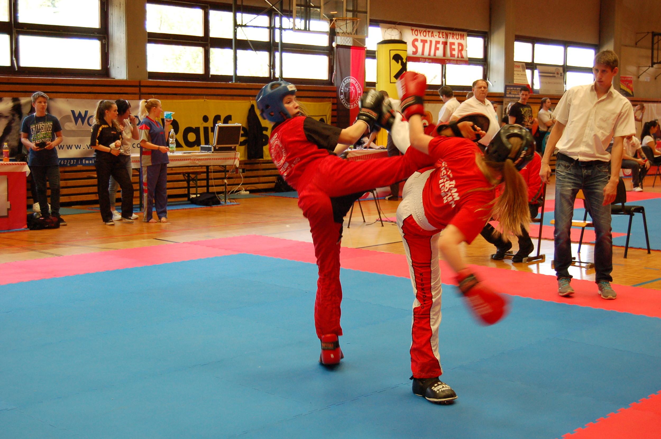 10. ASVÖ Junior Challenge in Mattersburg